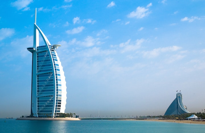 7 Star Hotel Dubai – The Burj Al Arab Virtual Tour