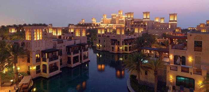 The Best Hotel in Dubai : Jumeirah Dar Al Masyaf