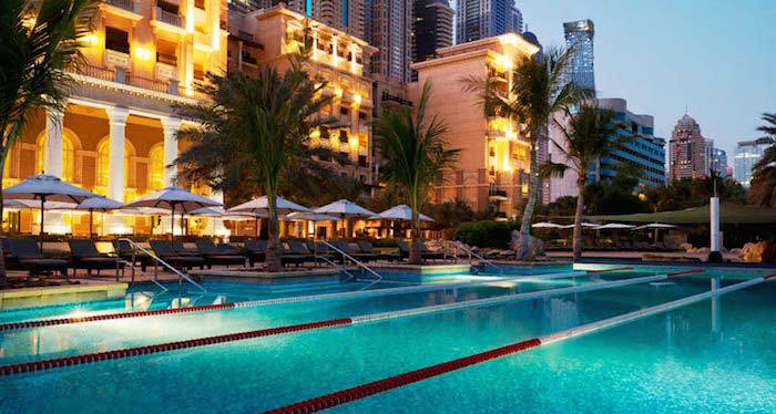 Best Hotel in the Dubai Marina: The Mina Seyahi