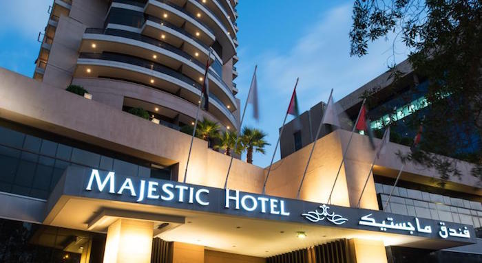 Guest Friendly Hotels Dubai - Bar Girls at Majestic Hotel