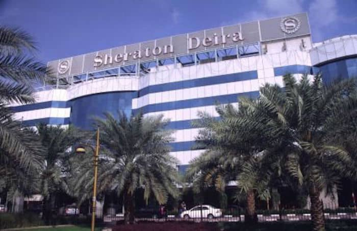 Guest Friendly Hotels Dubai - Bar Girls at Sheraton Hotel
