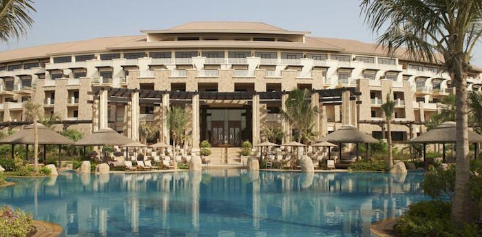 The Palm Island Dubai Sofitel Hotel