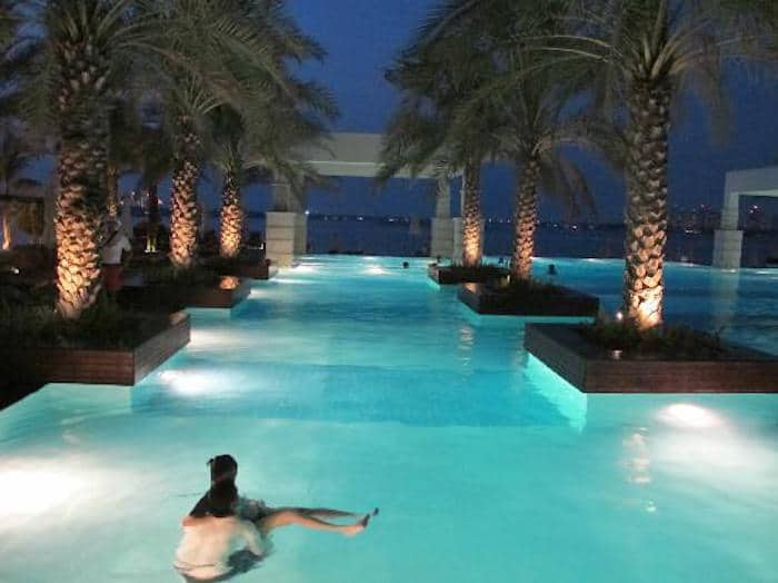 The Ultimate Top 5 Dubai Hotel Pools - The Very Best Swimming Pools in the UAE - Jabeel Saray