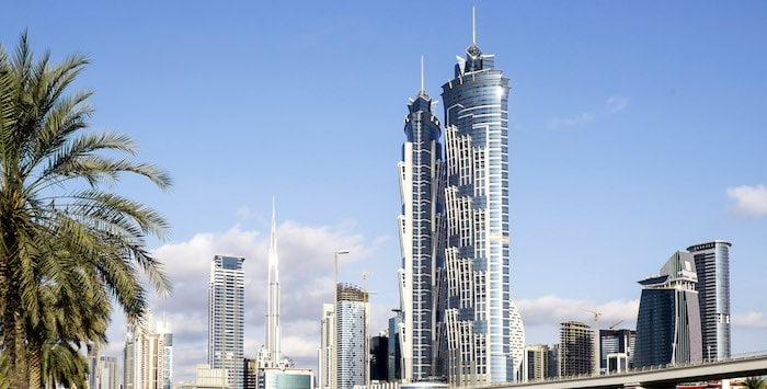 Dubai 39 s biggest hotels largest dubai hotels by room for Super luxury hotels in dubai