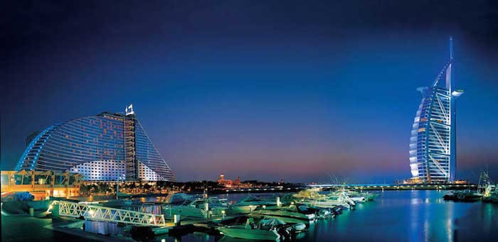 Jumeirah Hotels - Not the largest hotel group in Dubai