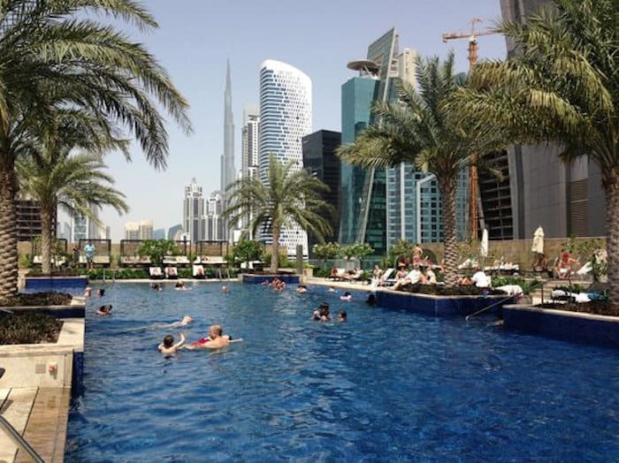 Downtown dubai hotels the best places to stay in for Most beautiful hotel in dubai