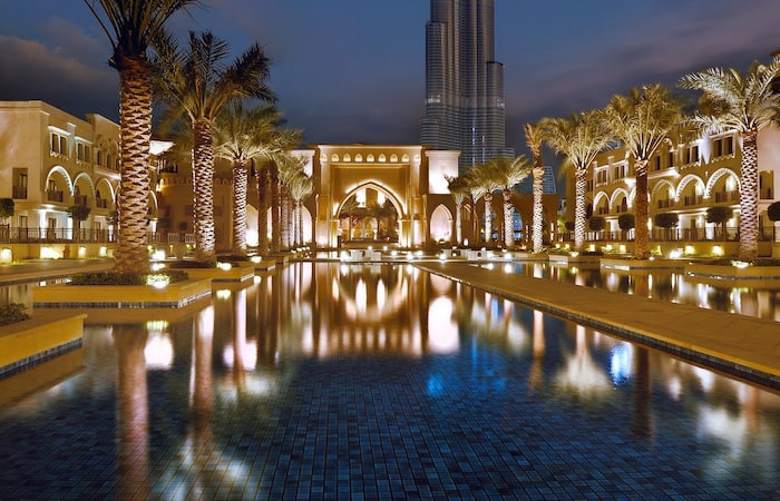 downtown dubai hotels the best places to stay in