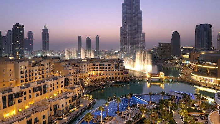 Downtown dubai hotels the best places to stay in for Hotels in downtown dubai