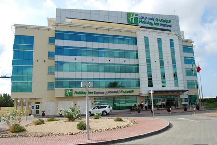 Dubai Airport Hotels Holiday Inn