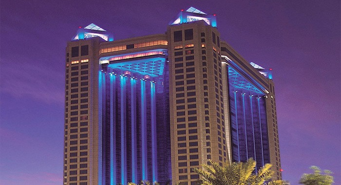Most Luxurious Singles Hotel in Dubai