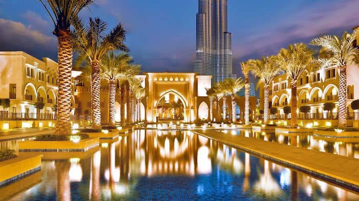 Best Business Hotel near Dubai Mall - The Palace Downtown Dubai