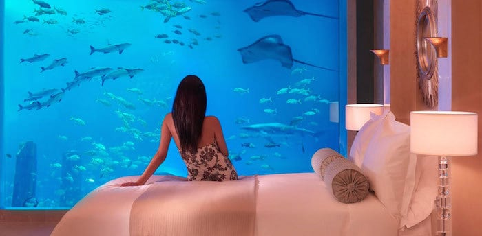 Duai most expensive hotels Atlantis The Palm