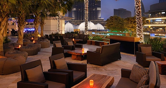 Dubai Hotels Best Lounge Bars