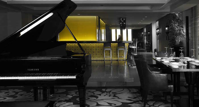 Most exclusive bar in Dubai - Capital Club Members' Bar
