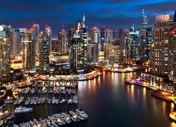 Dubai Marina Hotels - Where to stay in Dubai Marina