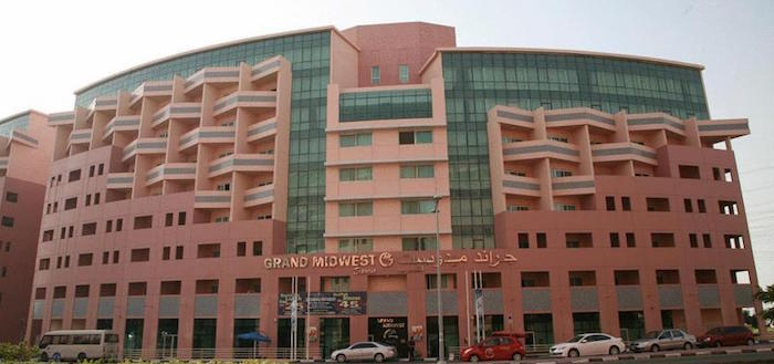 Grand Midwest Express - Cheap Jebel Ali Hotel