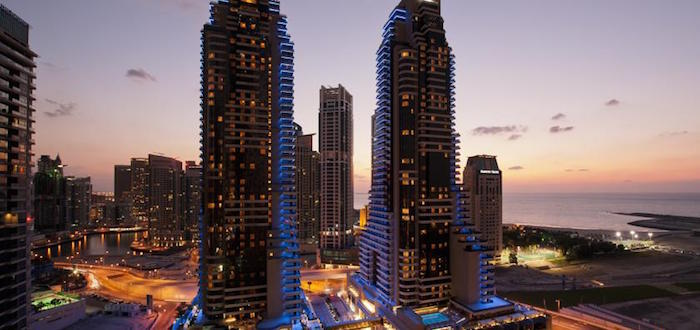 Best Luxury Hotel in Dubai Marina: Grosvenor House Dubai