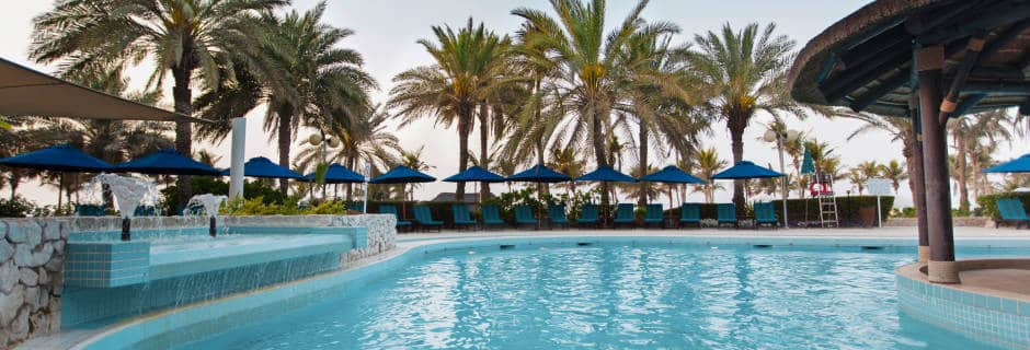 JA Jebel Ali Beach Hotel - Ideal Family Hotel in Jebel Ali