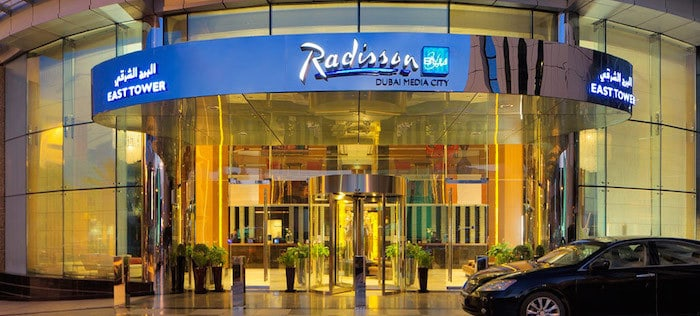 Radisson Blu Hotel, Media City
