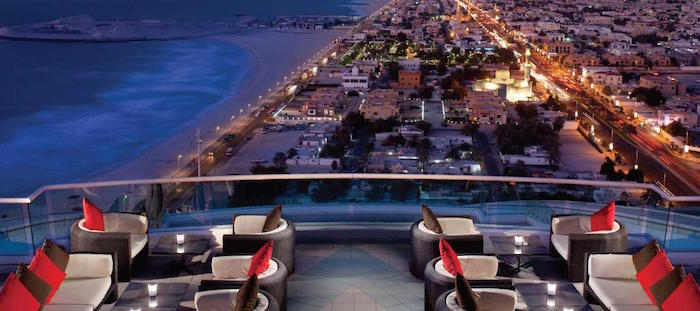 Hotel bars with the best view in Dubai