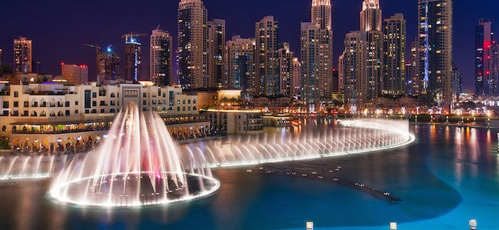 Recommended Hotel near The Dubai Fountain