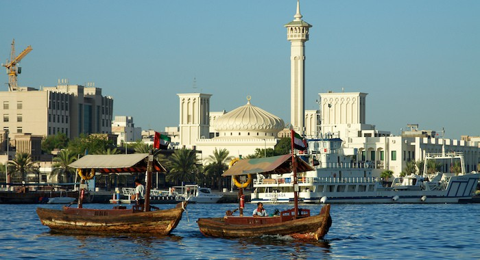 Recommended Hotel near the Dubai Creek