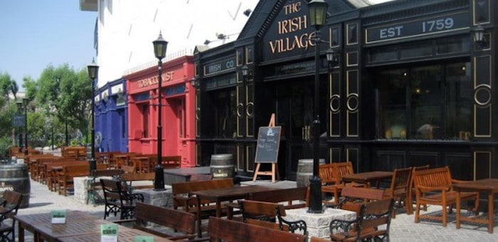 Best Irish bars in Dubai