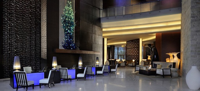Dubai most expensive hotels Park Hyatt Dubai The Address
