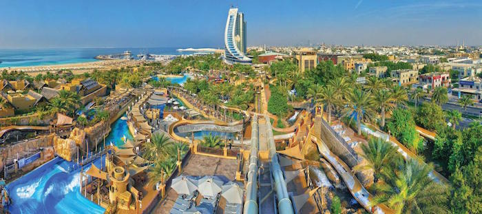 Recommended Hotel near the Wild Wadi Water Park