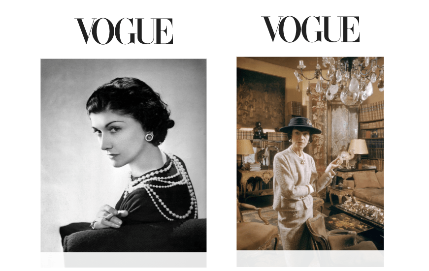 Coco Chanel - The founder of Chanel