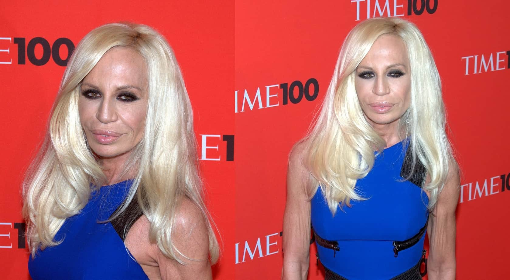 Donatella Versace - The worlds most successful fashion designer