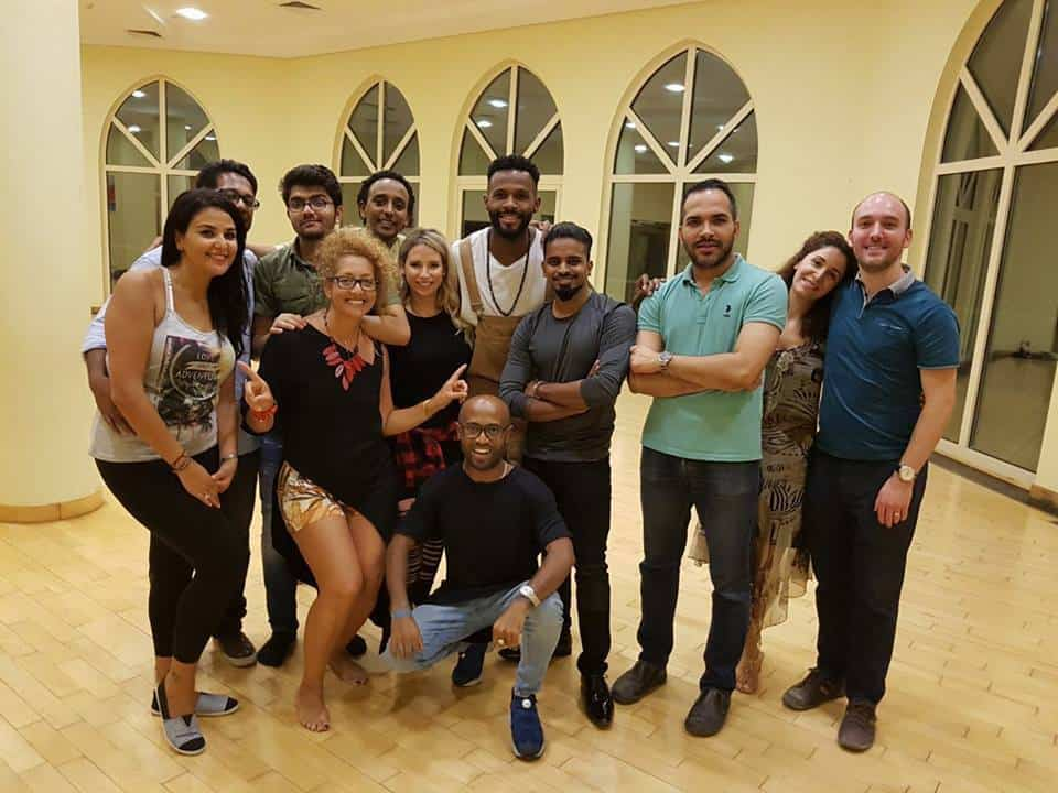 Nora Dance Group Dubai