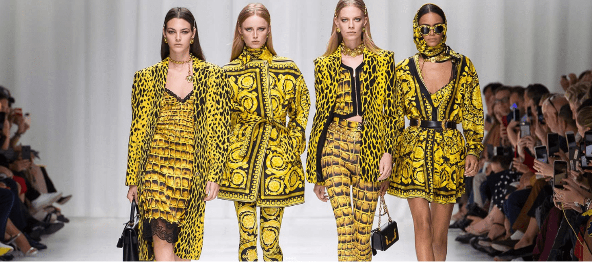Versace Spring and Summer Collection 2018