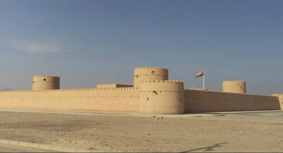 DIBBA CASTLE UAE